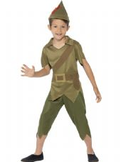 Childs Robin Hood Costume